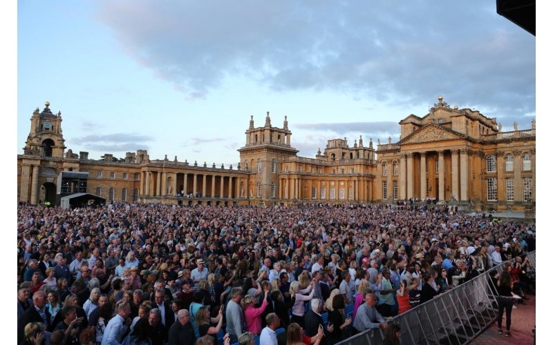 Win a pair of tickets to Nocturne Live at Blenheim Palace