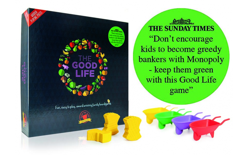 The Good Life board game