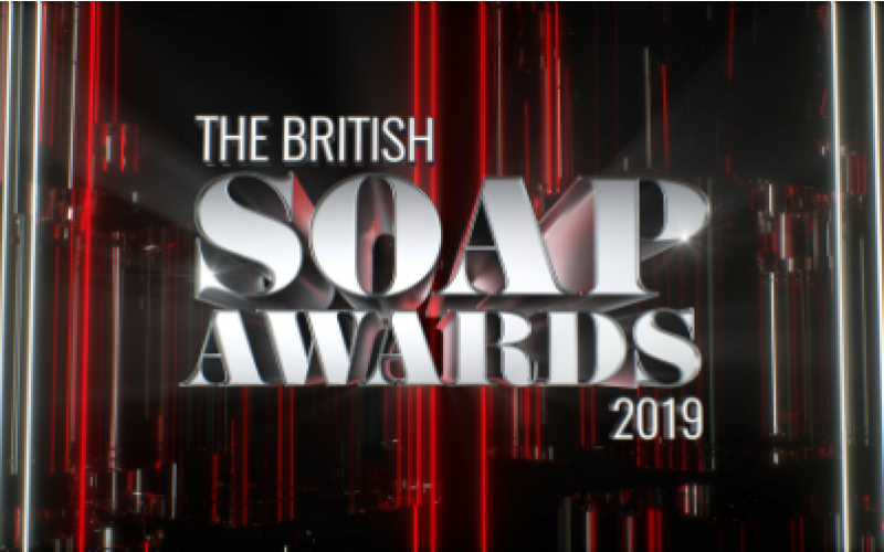 A pair of tickets to the British Soap Awards 2019