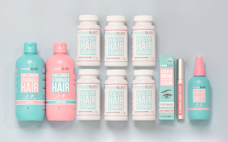 A Hairburst bundle