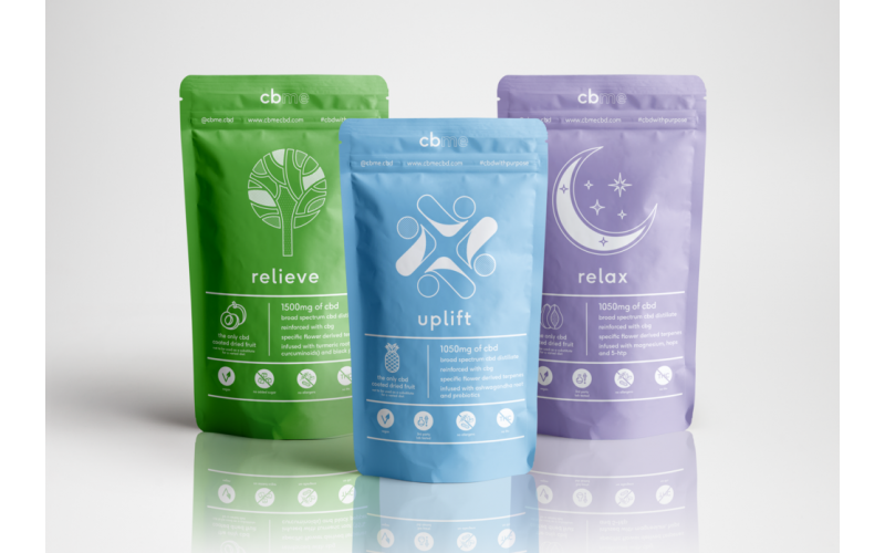 Win an Uplift and Relax pack with a Relieve try me pack.