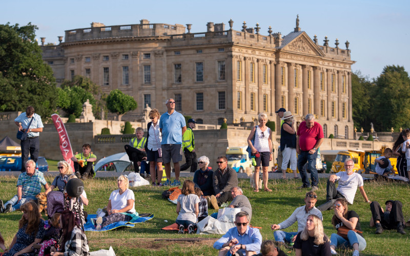 Win an Amazing VIP Package for Chatsworth Country Fair