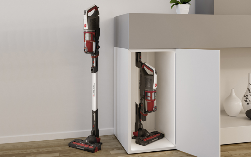 Hoover H-FREE 500 compact cordless vacuum