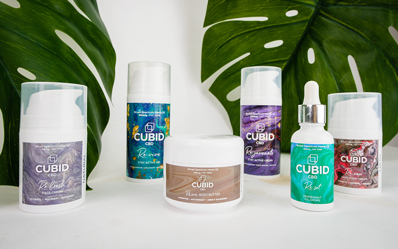 Win the entire CUBID CBD range worth £300