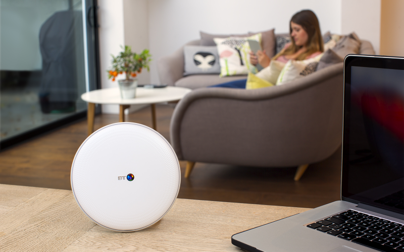 BT Whole home Wi-Fi device