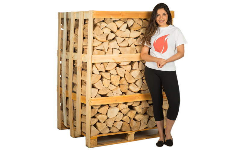 Win a winter's worth of firewood!