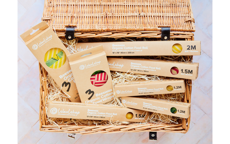 Join the war against plastic and win a bundle of WaxWrap eco-friendly products