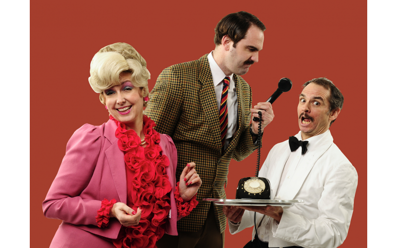 Weekend Break to Faulty Towers The Musical
