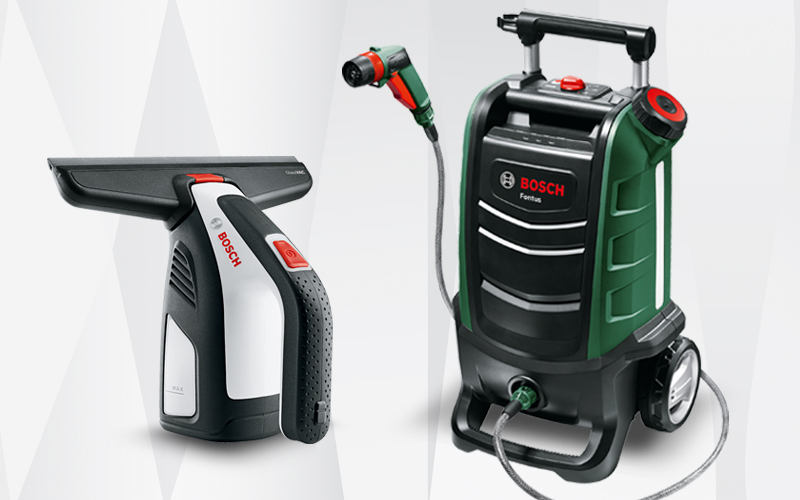 Win a set of Bosch products worth £349.98
