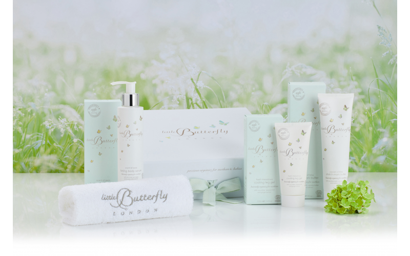 Little Butterfly London Pamper Gift Box for Mothers