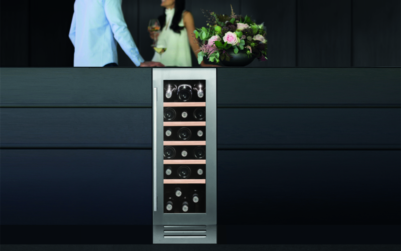 Win a luxury wine cabinet worth more than £500 from multi award-winning appliance specialist Caple