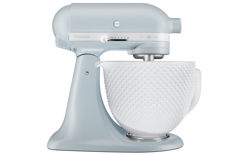 Win a NEW Misty Blue Mixer from KitchenAid