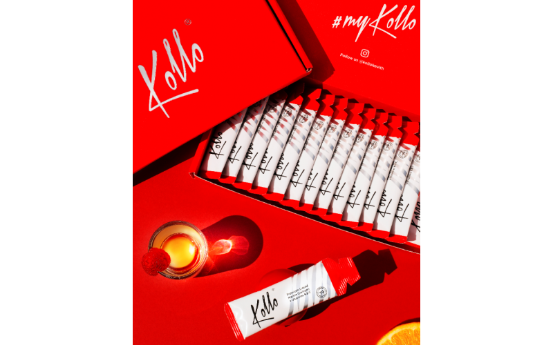 Win a 3 month's supply of collagen from Kollo