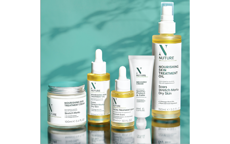 Effective plant-based skincare from Nuture
