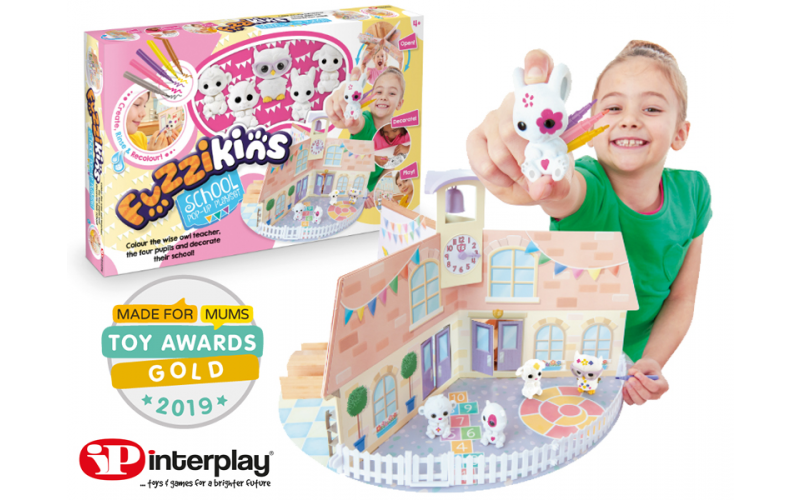 Win Fuzzikins Fuzzi School from Interplay