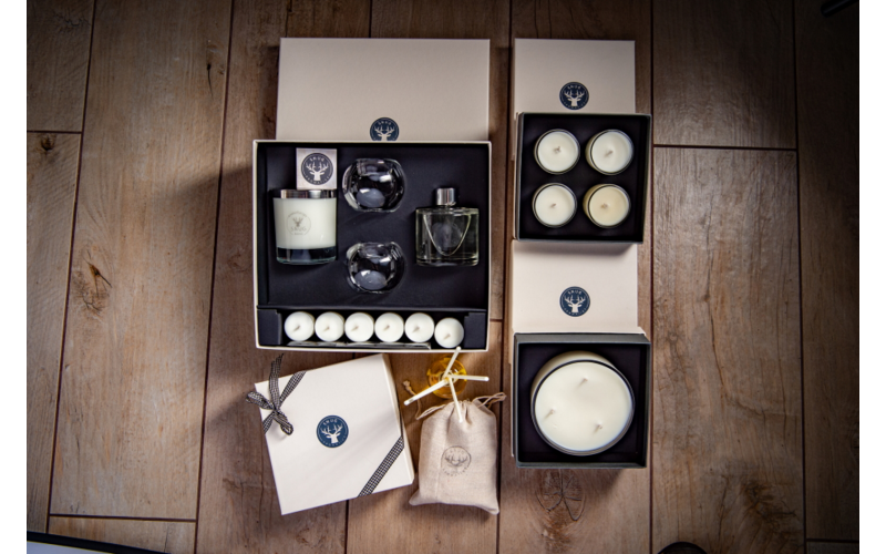 Luxury Aromatherapy Gift Set
