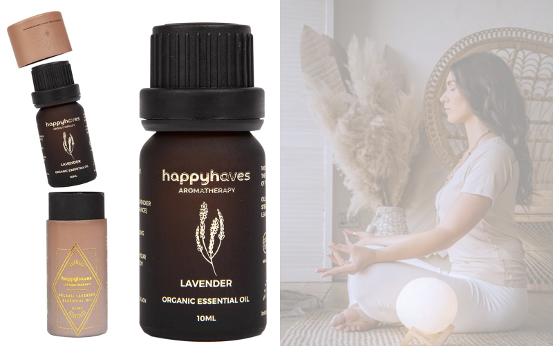Pure Lavender Essential Oil (100% Organically Made in France)