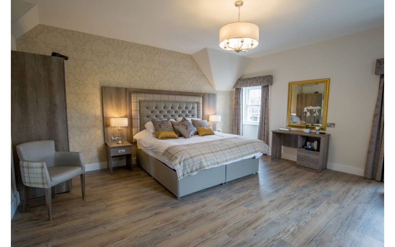 Win a two night stay at the Newly Refurbished Stair Arms Hotel in Pathhead