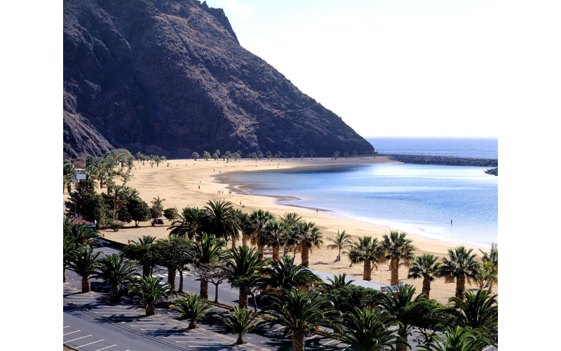 a holiday in TENERIFE
