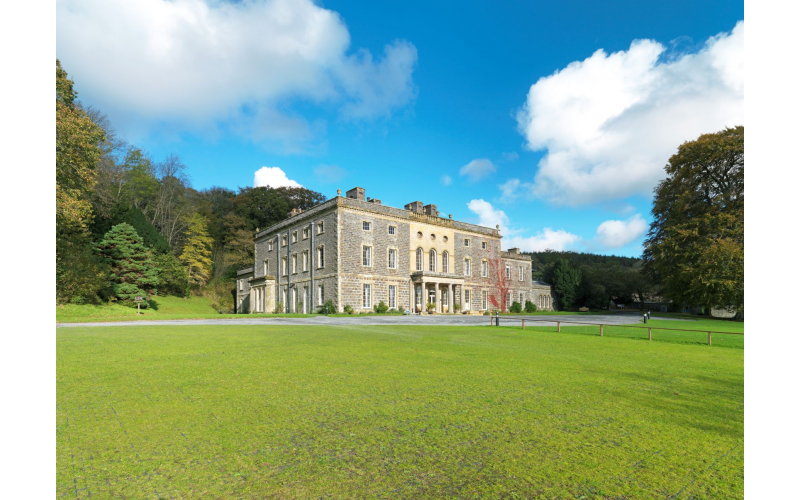 A three-night stay for two in Wales