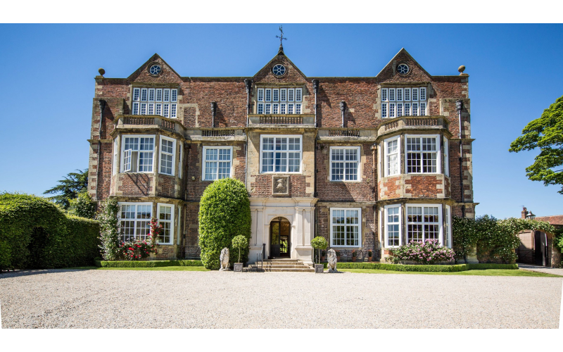 A GOURMET STAY in Yorkshire  and enjoy a two-night break in Grade II listed Goldsborough hall