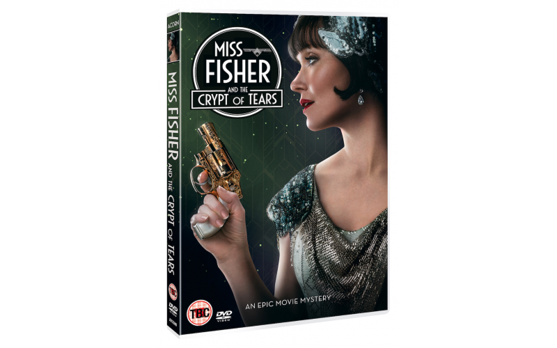 Miss Fisher and the Crypt of Tears on DVD