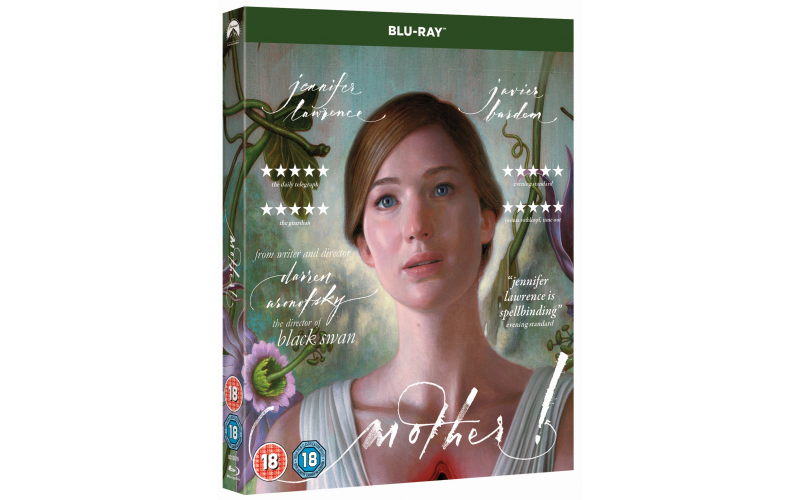 mother! Blu-ray Disc
