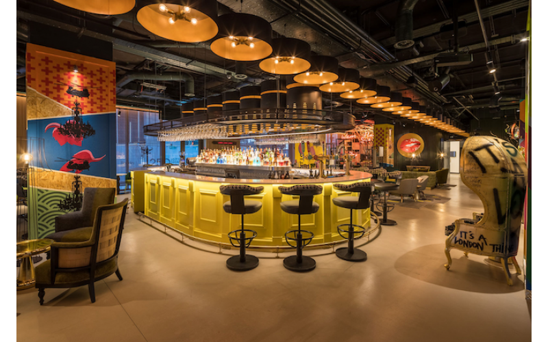 Win a stay for two at nhow London, including breakfast & complimentary cocktail!