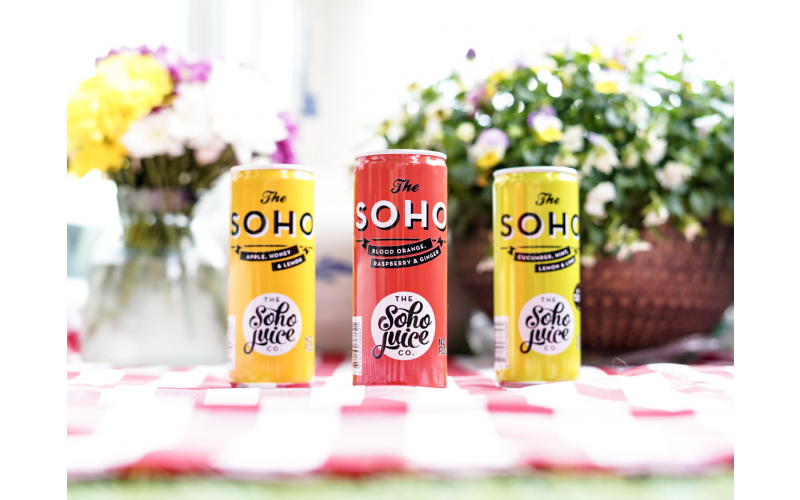Win an 18-month supply of SOHO