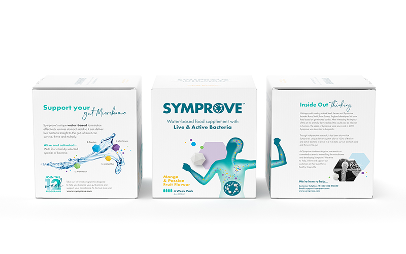 12 Week Subscription Of Symprove