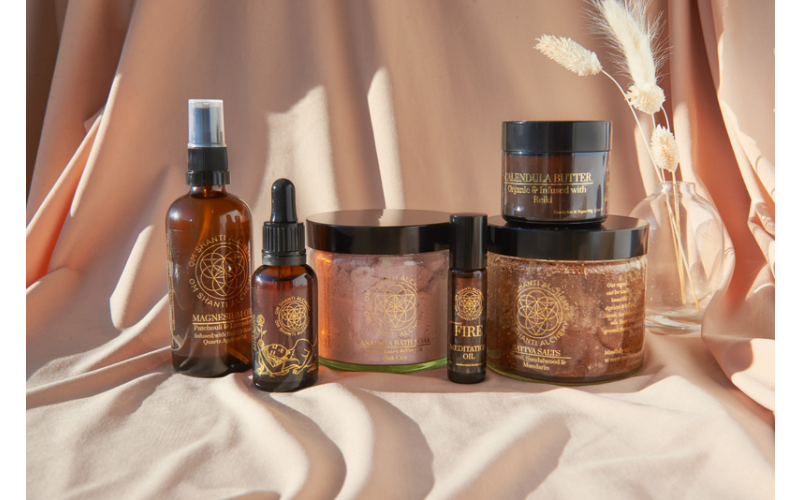 Full Wellbeing Product Range & 3 Distant Healing Reiki Sessions