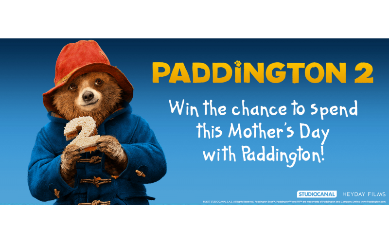 Celebrate Mother's Day with Paddington!
