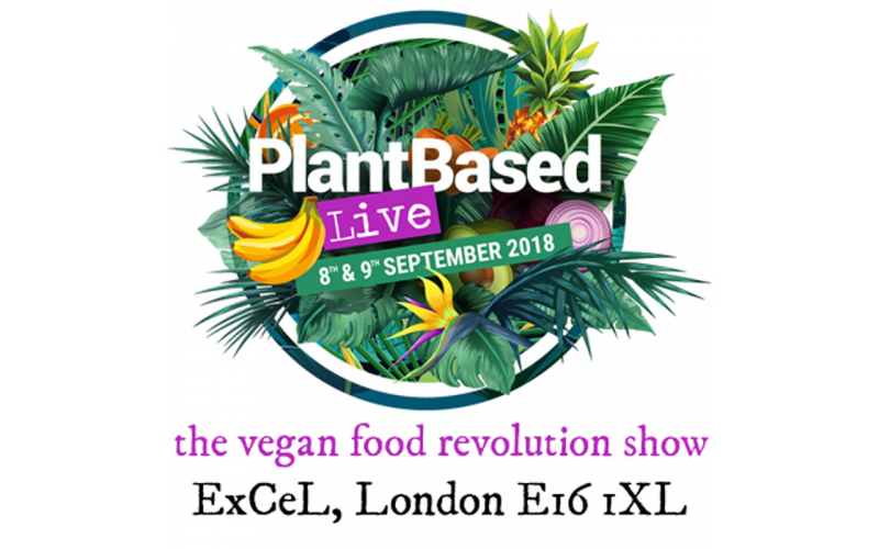 Win a weekend ticket for 2 people to PlantBased Live