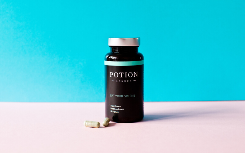 Potion London natural health supplements worth £360