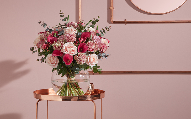 Win Luxury Flowers for a year