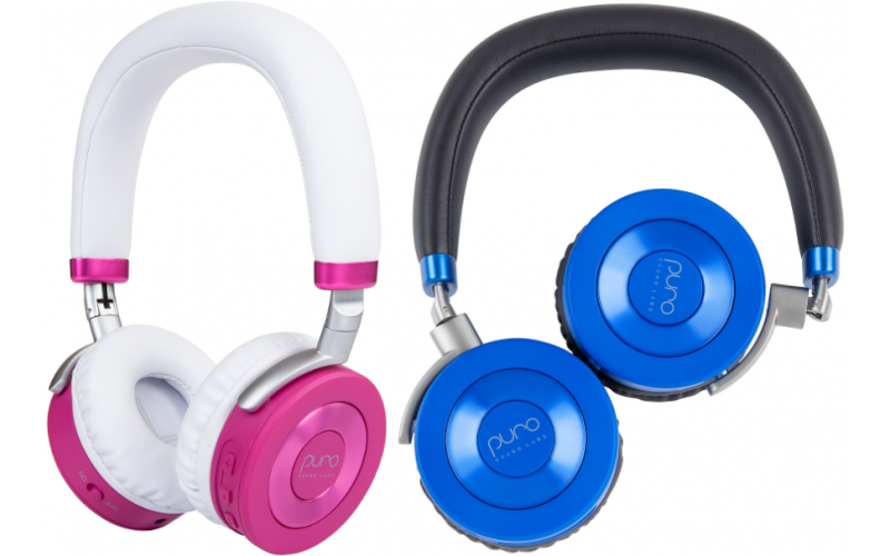 Puro Sound Labs Junior Jams children headphones - great Bluetooth headphones for kids. Safety, Comfort, Durability, and Quality!