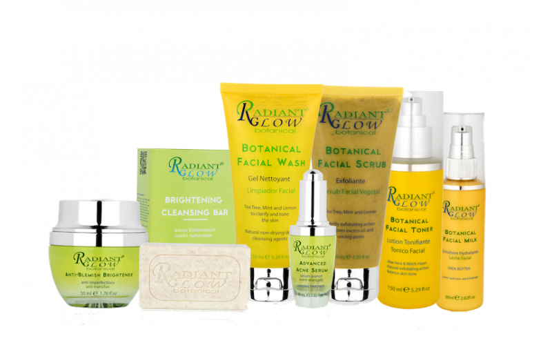 Win £250 worth of Vegan Skincare Products from Radiant Glow Botanical