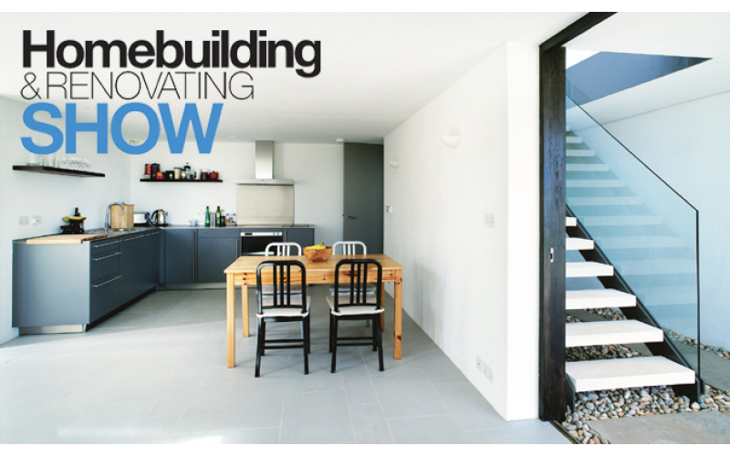 Two pairs of tickets to The Northern Homebuilding & renovating Show