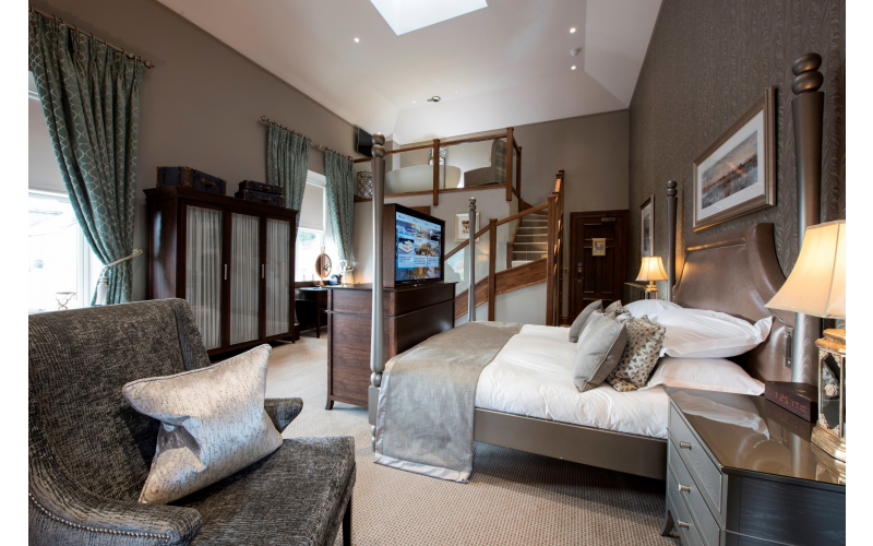 Win a romantic two-night stay in a luxury Scottish boutique hotel
