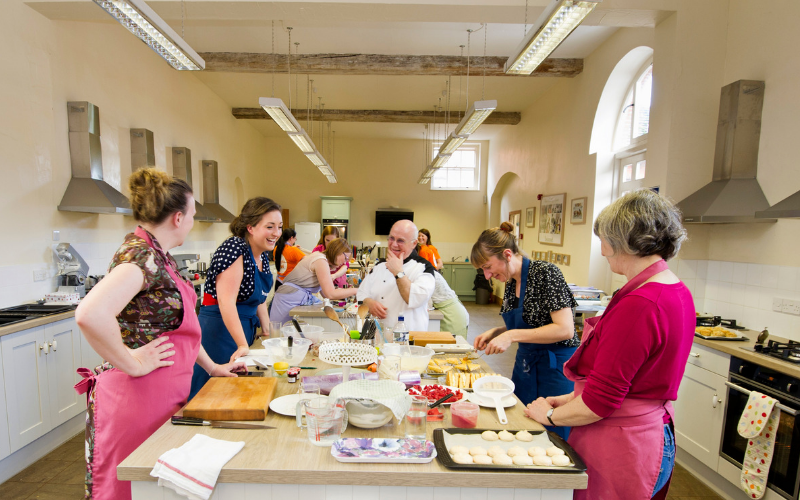 2 Places on a Cookery Course at Seasoned Cookery School
