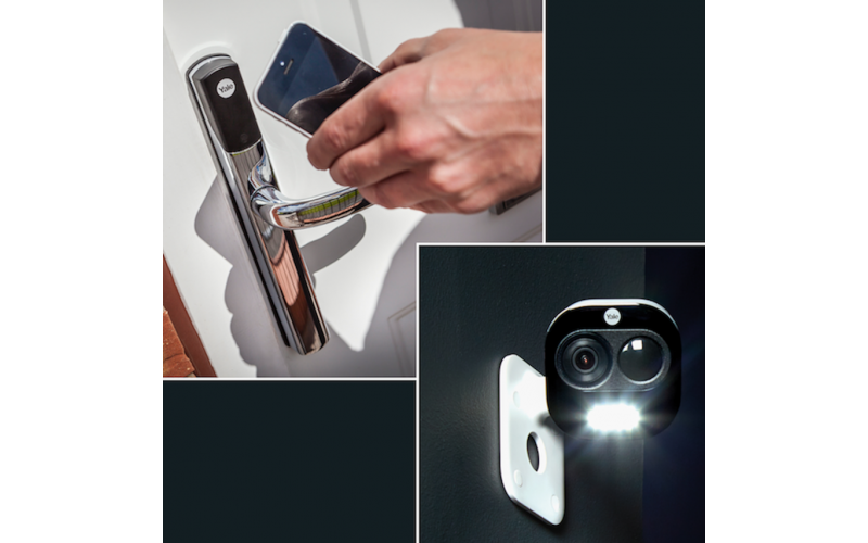 WIN: Yale smart home security duo