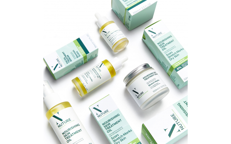 Plant-based skin care from Nuture