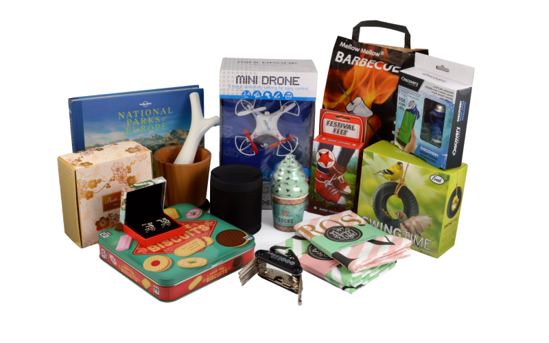Win A Bundle Of Summer Gifts From The Present Finder