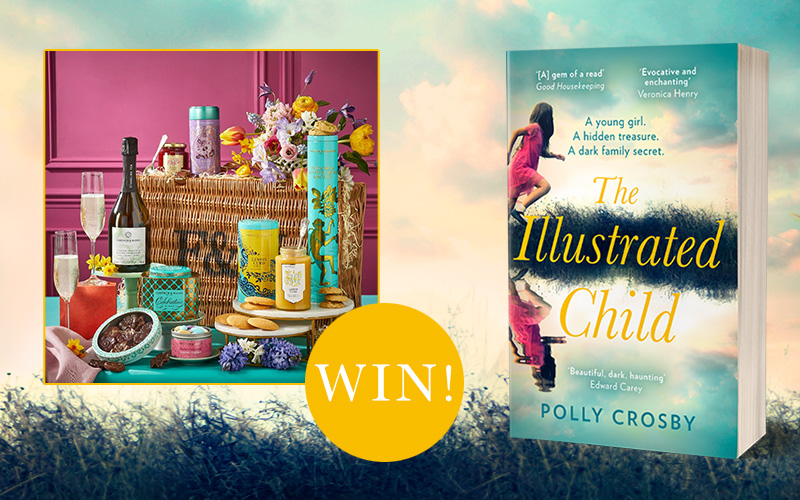 A summer hamper and The Illustrated Child