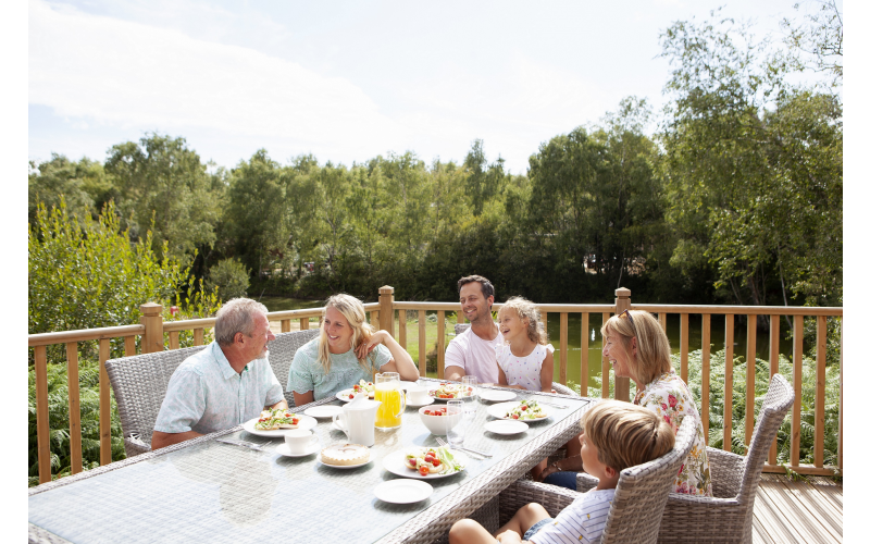 Win a 2019 holiday for all of the family with Parkdean Resorts