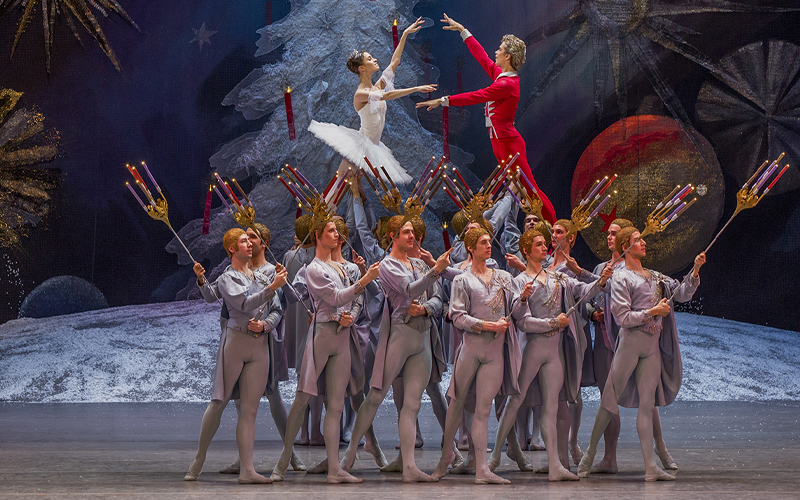 Win tickets to see The Nutcracker from the Bolshoi Ballet in cinemas (& every other production left in the season!)