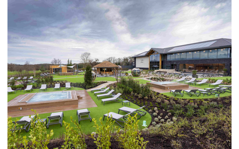 WIN A Luxury Spa Day for Two at NEW The Spa at Carden