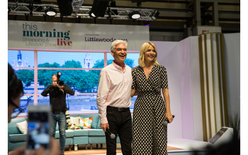 Win tickets to This Morning Live next Spring at NEC, Birmingham