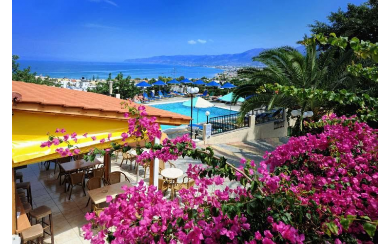 Win a Holiday to Crete