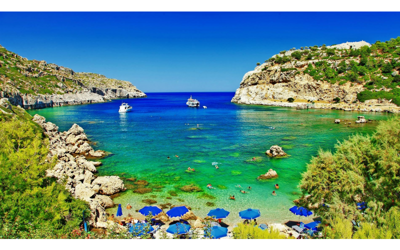 Win a holiday to Rhodes